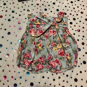 Other - Floral Latern Shorts